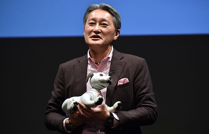 Sony presentó la versión actualizada de su perro robot Aibo
