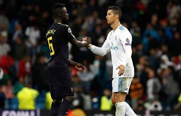 Tottenham de Dávinson Sánchez goleó al Real Madrid