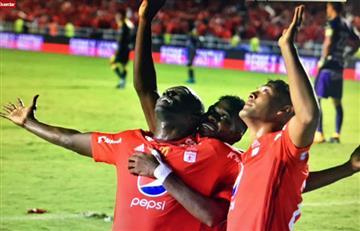 América respira en la tabla del descenso tras superar a Medellín