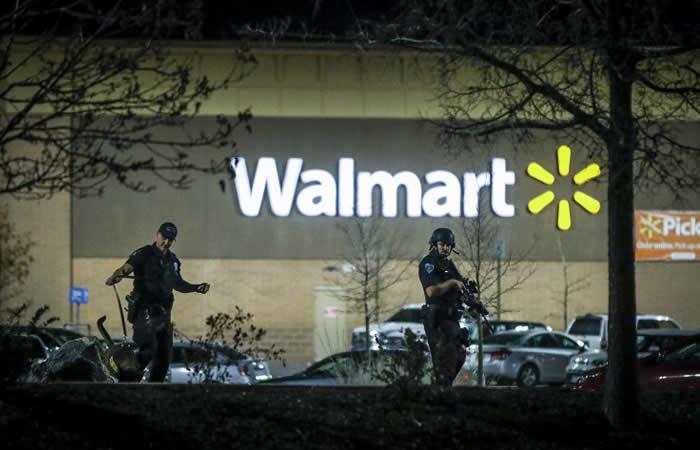 Autor de tiroteo en una tienda Walmart de Colorado fue detenido