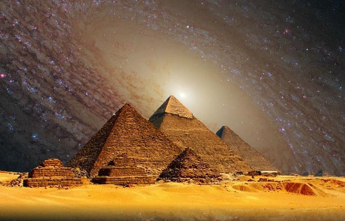El secreto que quedó al descubierto de la Pirámide de Keops