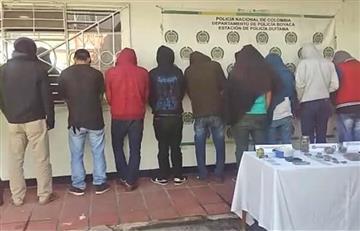 Estudiante en Duitama llevaba 45 semestres vendiendo droga