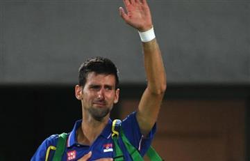 Novak Djokovic saldría del top 10 por primera vez en 10 años