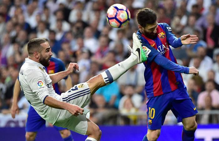 Real Madrid vs. Barcelona: Ya hay hora y fecha para el súperclásico