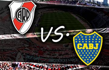 River Plate vs. Boca Juniors: Transmisión por TV y Online
