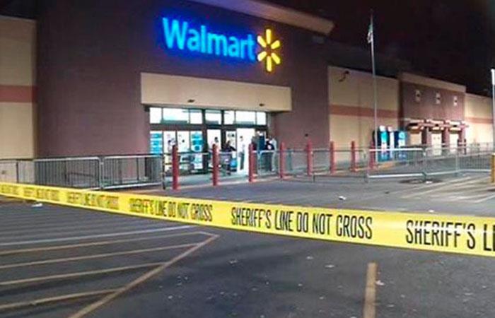 Tiroteo en un Walmart de Colorado deja varios heridos