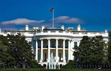 """La Casa Blanca fue acordonada por """"actividad sospechosa"""""""