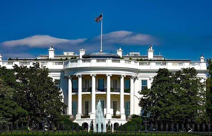 La Casa Blanca fue acordonada por