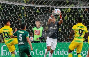 Equidad y Bucaramanga sin goles a pesar de la intensidad