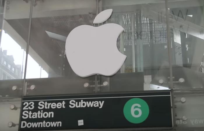 iPhone X: Así tomaron el pelo en Nueva York a los 'fans' de Apple en pleno lanzamiento