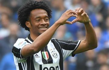 Juan Guillermo Cuadrado estrenará nueva camiseta con Juventus ¿Te gusta?