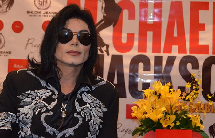 Michael Jackson: El doble del 'Rey del pop' llega a Colombia