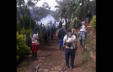 Protestas indígenas dejan 49 policías y 21 civiles heridos
