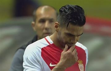 Radamel Falcao enciende las alarmas en la selección Colombia