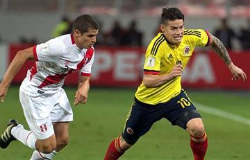 Selección Perú: Toda Colombia está contigo