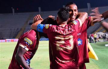 Tolima superó a Pasto aprovechando superioridad de jugadores y de fútbol