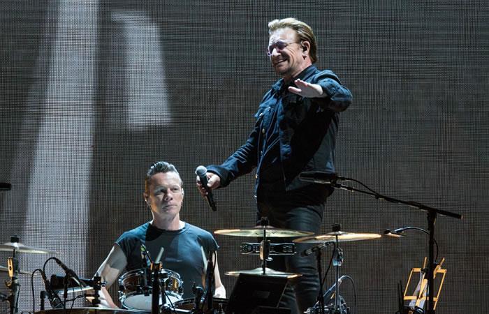U2 está listo para su disco número 14