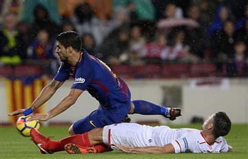 Barcelona bajo presión en la tabla de posiciones