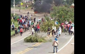 Colombia: Protesta indígena deja más de 50 heridos en una semana