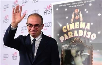 'Cinema Paradiso': Director italiano niega haber acosado a una actriz