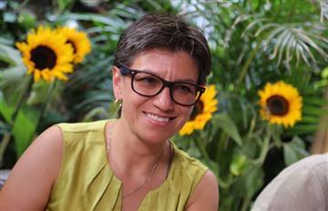 Claudia López se rectifica por un trino contra el Fiscal General