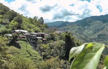 El occidente de Colombia es sorprendido por sismo de 4.8 grados