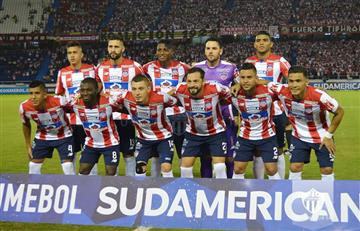 Junior vs. Flamengo: Estas serán las fechas de la semifinal de la Sudamericana