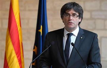 Carles Puigdemont se entrega en Bélgica