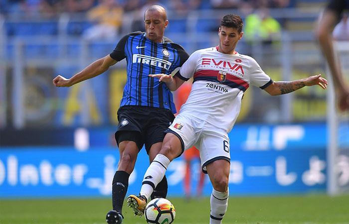 Inter de Milán empata con lo justo