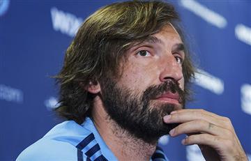 Andrea Pirlo le dice adiós al mundo del fútbol