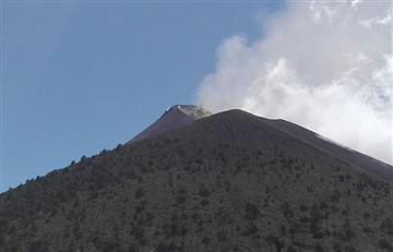 Guatemala: Aumenta la actividad del Volcán de Fuego