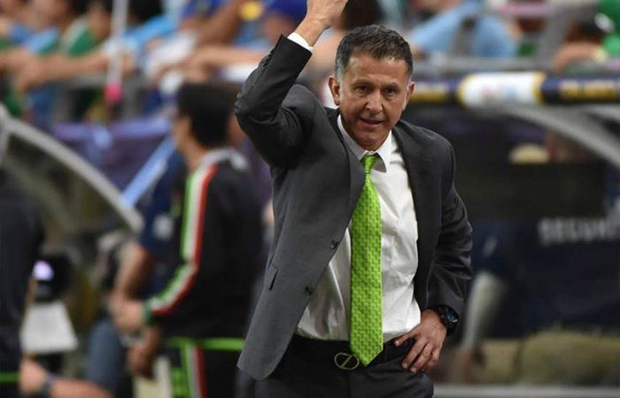 Osorio quiere seguir dirigiendo la selección mexicana
