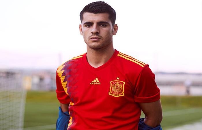 Selección de España y su polémica camiseta