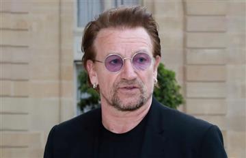 """Bono está """"angustiado"""" por vínculos con los Paradise Papers"""