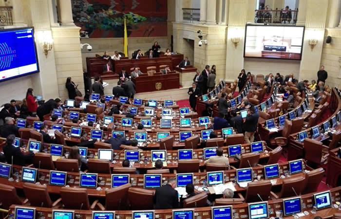 Cámara de Representantes aprueba la reforma política