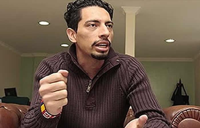 David Murcia regresa a Colombia a pagar 22 años de cárcel
