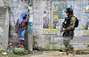 Defensoría del Pueblo: Más de 770 familias en riesgo por bandas criminales