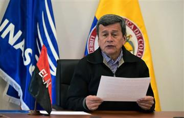 "ELN advierte ""grave riesgo"" del cese al fuego"