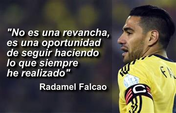 "Falcao García: ""Soy un luchador"""