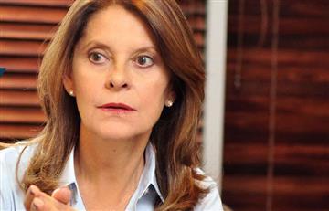 Marta Lucia Ramírez fue víctima de los ladrones