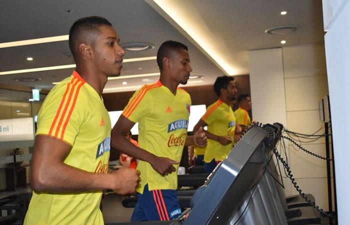 Selección Colombia: Lo que nadie ha visto de sus entrenamientos en Asia
