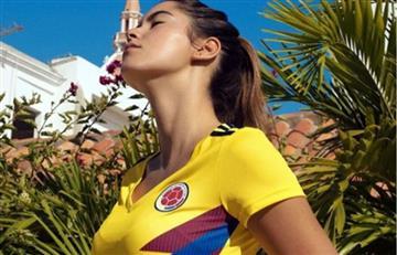 Selección Colombia: Polémica por el uso de la imagen de Paulina Vega