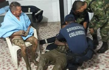 4 desaparecidos y 26 heridos, nuevo balance de la emergencia en Corinto