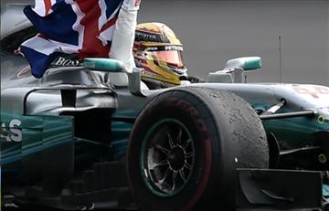 Hamilton listo para el GP de Brasil pese al escándalo de Paradise Pappers
