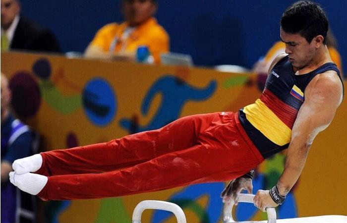 Juegos Bolivarianos: En este escenario competirá Jossimar Calvo