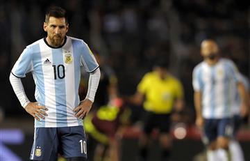 """Messi: """"Son tantas barbaridades las que se dicen sobre mí, son una falta de respeto"""""""