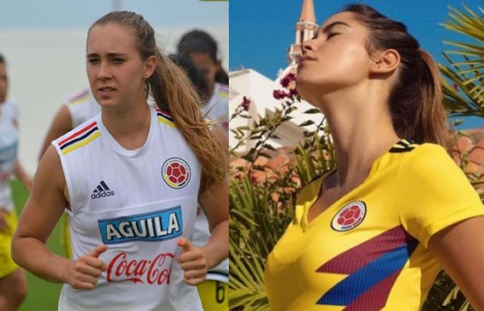 Selección Colombia: Nicole Regnier critica el uso de la imagen de Paulina Vega