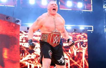 WWE: Brock Lesnar tiene nuevo rival para Survivor Series