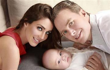 Anahí, la ex RBD es sorprendida por la primera palabra de su bebé