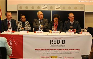 Llega a Colombia la Red Iberoamericana de conocimiento científico